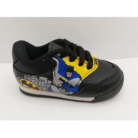Zapatillas Batman Talles 22 23 24