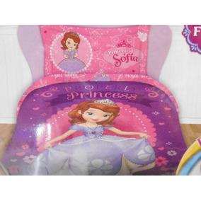 Cover Quilt Disney Piñata Princesita Sofia 1-1/2 Reversible