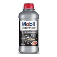 Fluído Para Freio Dot 4 Sintético Super Moto Mobil 200ml