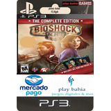 Bioshock Infinite Ultimate Edition Ps3 - Entrega Inmediata