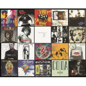 Combo De 20 Cds De Rock Y Pop En Ingles Y Otros....