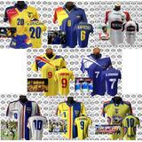 Camisetas Ecuador 19995,97,99 Y 2001