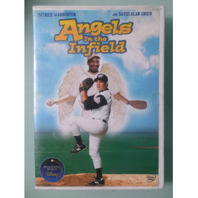 Angels In The Infield - Año 2000- Disney Dvd Base Ball