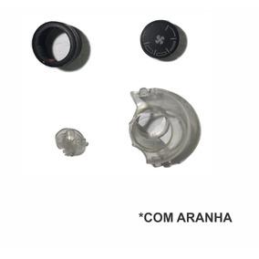 Botão Comando Ar Condicionado Fox/spacefox C/ Mola Grátis