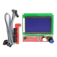 Display Lcd 128 X 64 Full Graphic Sd Impresoras 3d Arduino