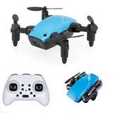 Mini Dron De Bolsillo Plegable Pocket Drone Cuadricóptero S9