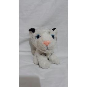 Pelúcia Tigre Branco