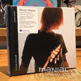 Steven Wilson Get All You Deserve 2 Cd + Blu Ray