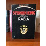 Stephen King Rabia 1a Edición Martinez Roca Envio Gratis