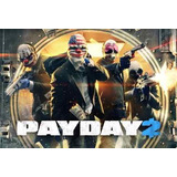 Payday 2 Steam Gift Juego Pc