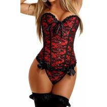 Cinta Modeladora,corset,corselet Blusa Corpet Espartilho Sex