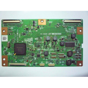 Placa T-con Panasonic Tc-l42e30b Tcl42e30b C/flat Fretgratis