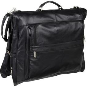 Maleta De Mano Amerileather Vintage Tres Traje Garment Bag