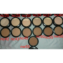 Mac Studio Fix Powder Plus Foundation 10 Pzas