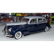 1:18 Packard Super Eight One Eighty 1941 Azul Greenlight