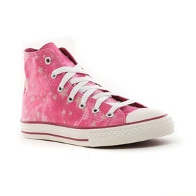 Zapatillas All Star Hi Rosa Converse