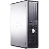 Cpu Completa Dell P4 2gb Hd80 Monitor Lcd 17
