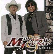 Cd Milionário E José Rico - Decida!!! Vol. 27 (933721)