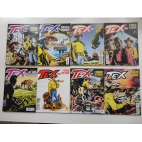 Tex Nºs 320 Ao 570 Ed. Mythos