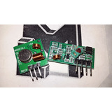 Módulo Transmisor Receptor Rf 433 Mhz Radio Frecuencia