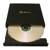 Quemador Portatil De Cd Rw Externo Usb 2.0 Lector Dvd