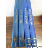 Coleção Mãos De Ouro - 4 Volumes