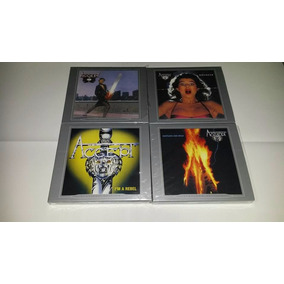 Accept - 4 Cds (platinum Edition) (slipcase)