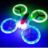 Nuevo Diseño Skyco Mini Drone Ufo 398 Iluminación Rc Quadcop
