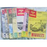 Revista Rugir De Motores N° Discontinuos/ Año 1957 A 1973
