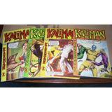 Comics Kaliman Pequeños Promotora K Años 1976