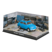 Carros 007 - Zaz-965a - Goldeneye - Miniatura