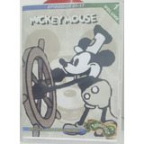 Mickey Mouse Desenho Animado Antigo.