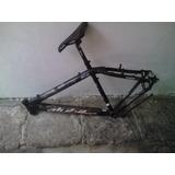 Cuadro De Bicicleta Alubike Original Oferta