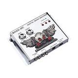 Máquina Power Acoustik Bass-12 Digital Bass Con Acabado En C