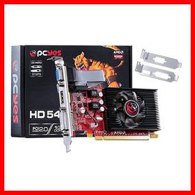 Placa Video Radeon Hd5450 1 Gb Ddr3 64b Pcyes - Promoção