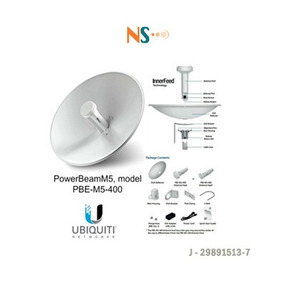 Ubiquiti Powerbeam M5 400 25 Dbi Versión Internacional