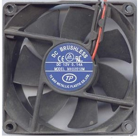 Cooler Turbina Fan Ventilador Fuente Pc Gabinete Ect