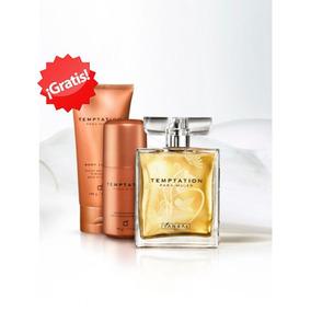Yanbal Perfume Temptation Mas Crema Y Desodorante