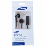 Fone De Ouvido Samsung Galaxy Preto S5 Hs330