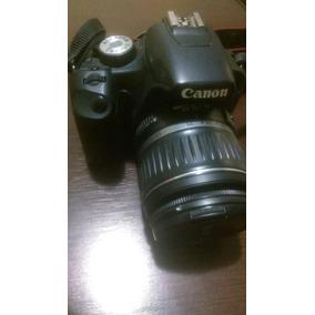 Canon 500d Com Lente 18-55mm