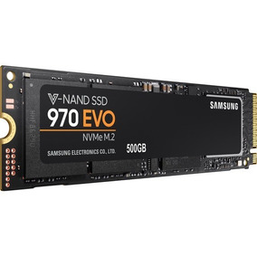 Ssd M2 Samsung 970 Evo 500gb M.2 Nvme 3400mbps Nota Fiscal