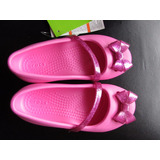 Sapatilha Crocs Infantil Menina Importado