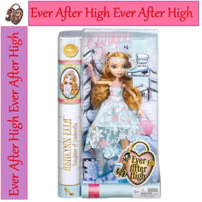 Ever After High Ashlynn Ella Fairest On Ice Original Mattel