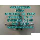 Virabrequim Motor De Popa Johnson 3.3 Evinrude 3.3 Omc 3.3 H