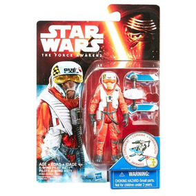 Star Wars The Force Awakens X-wing Pilot Asty