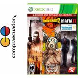The Line + Borderlands 2 + Mafia 2, 3 En 1 Xbox360 Spec Ops
