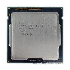 Core I5 2310 Lga 1155 2.90 3.2 Ghz 6mb Cache Com Garantia!..