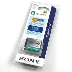 Bateria Sony Np-fr1 Original Nueva En Blister Pila Cybershot