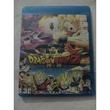 Dragón Ball Z Película Blu-ray