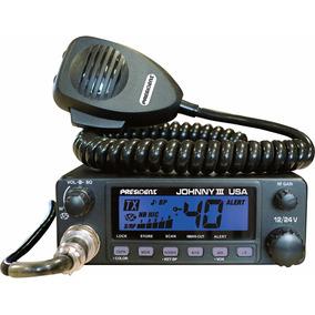 Radio De Comunicación Para Carro President 40 Canales Cb